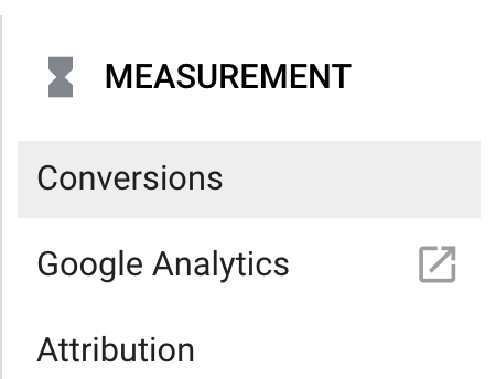 Selecting Conversions In Google Ads