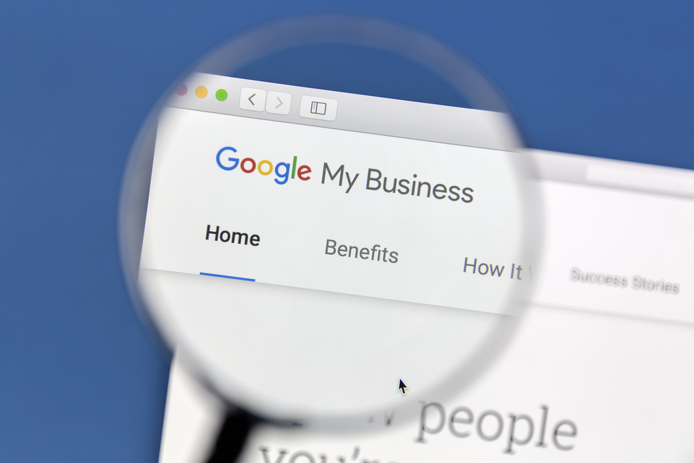 Add New User to Google My Business Listing