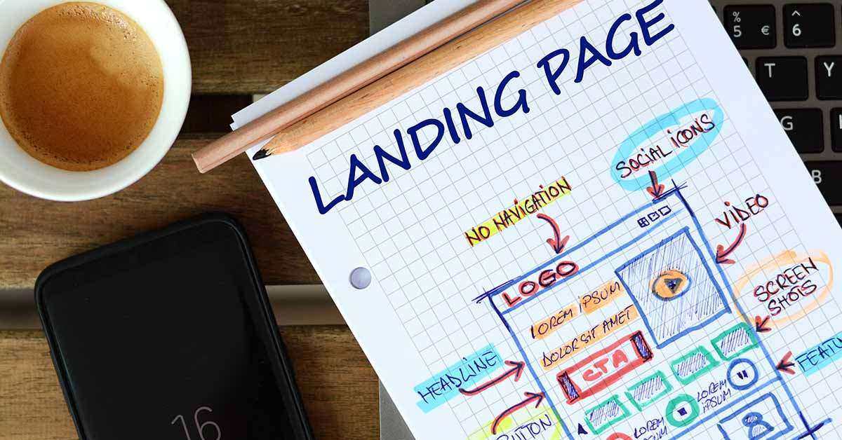 Core Components of a Landing Page: Inbound Marketing