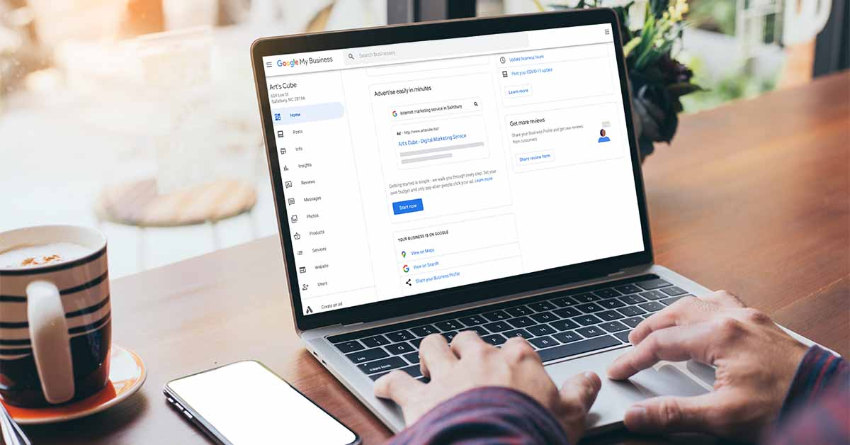 How To Find Your Company's Google Review Link